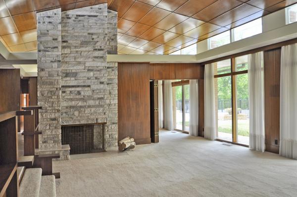 Modern Charlotte - Monroe mid-century modern estate living