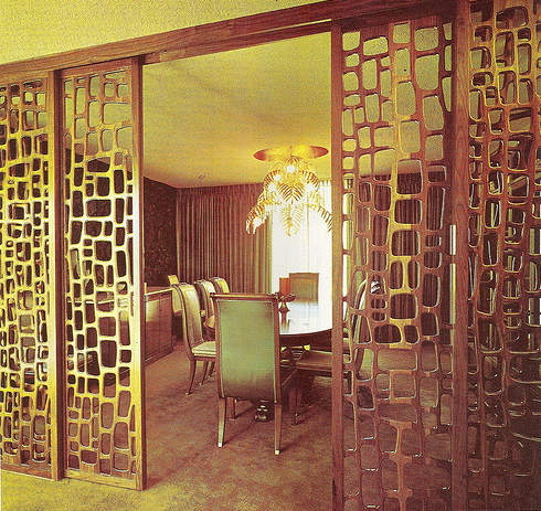 1000 images about dining room on pinterest rooms mid Decorative hanging room dividers