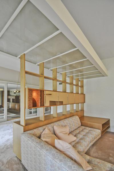 Modern Charlotte - The Blumenthal Estate living