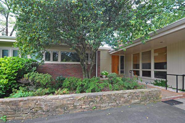 Modern Charlotte - The Blumenthal Estate exterior