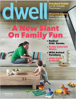 Modern Charlotte - Dwell magazine