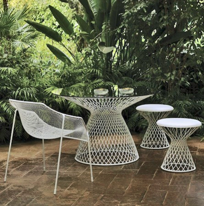 Modern Charlotte - patio furniture