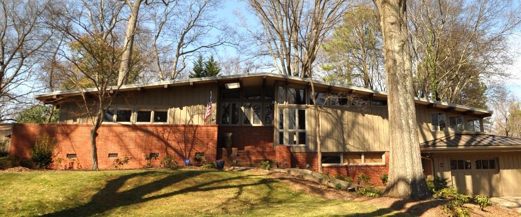 Modern Charlotte - Mid-Century Modern Home Tour