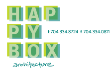Modern Charlotte - Happy Box Architecture - logo