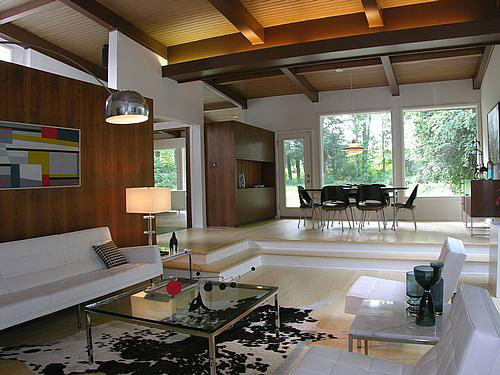 Modern In Sherwood Forest Modern Charlotte Nc Homes For