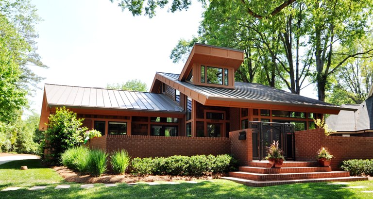 Custom Modernist Home