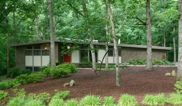 Mid-century Modern Restoration | Modern Charlotte, NC Homes For Sale ...