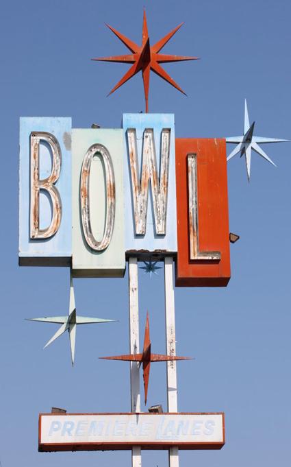 bowl sign