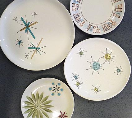 starburst plates