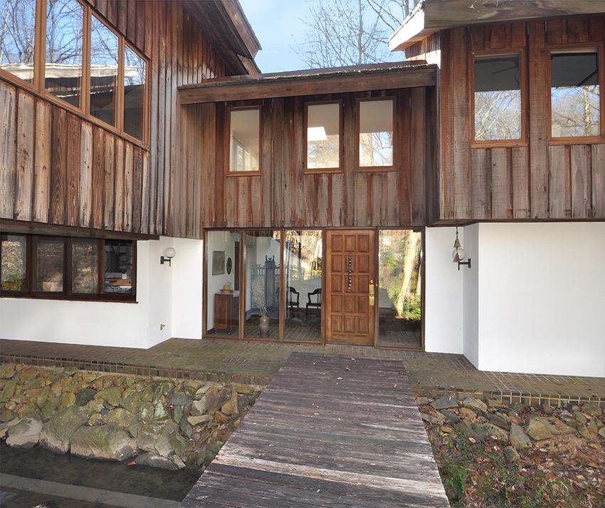 Glenkirk front door