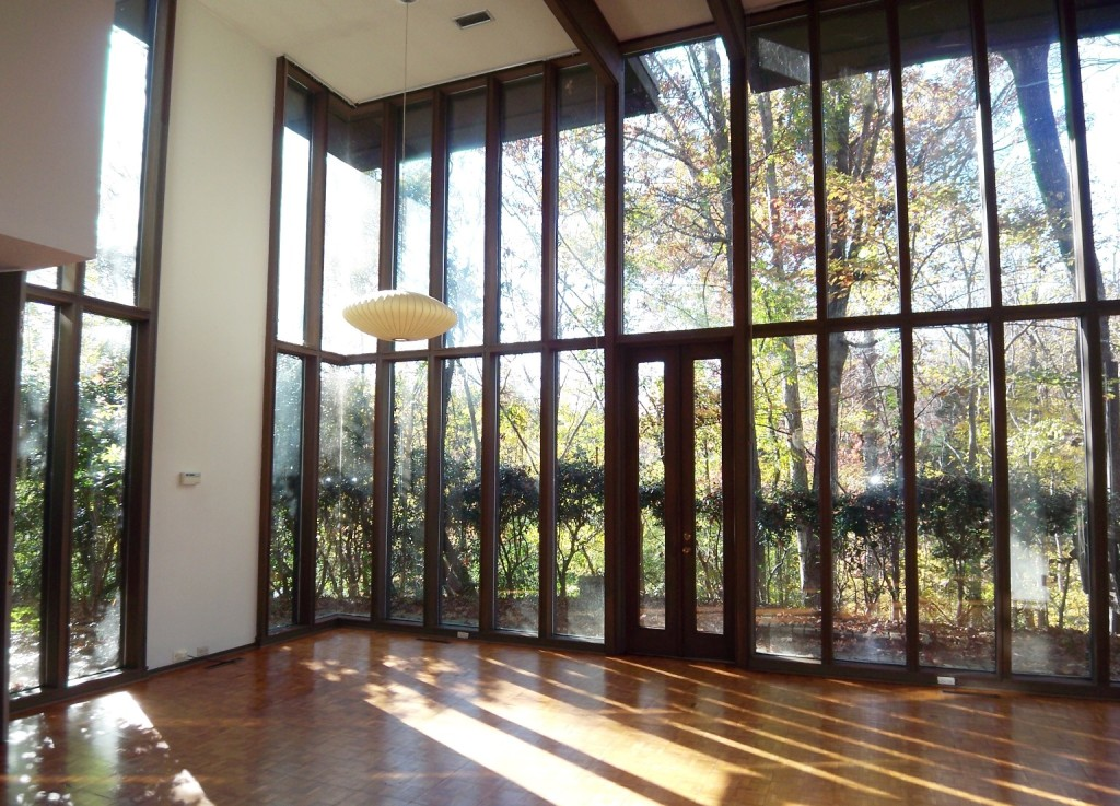 Modernist Bernstein Home