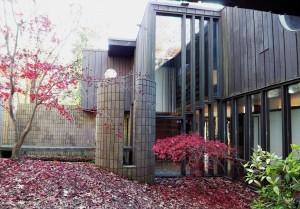 Bernstein courtyard